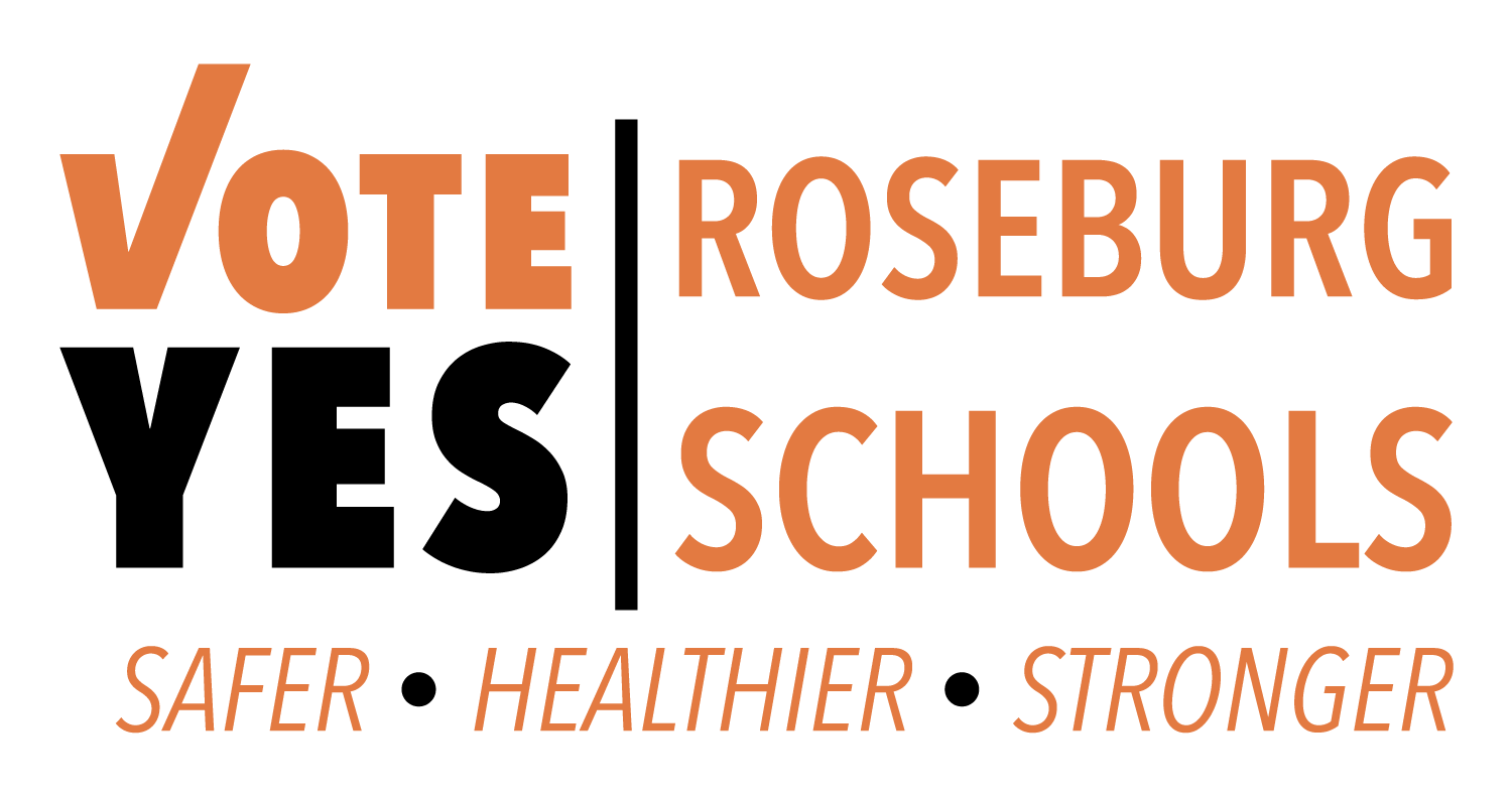 Vote YES for Roseburg Schools